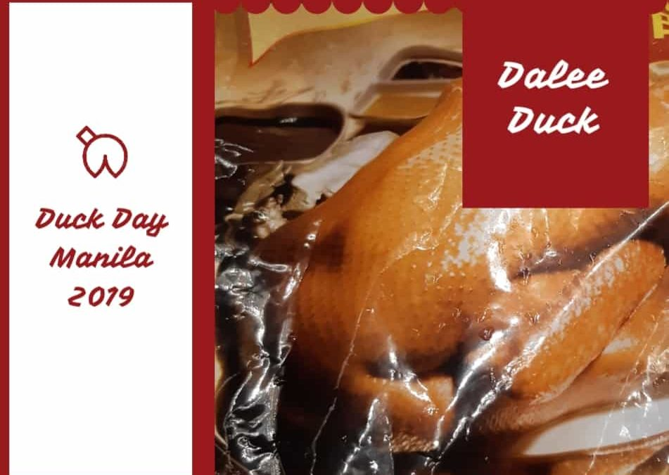 DALEEcious Duck Meat at Duck Day Manila 2019