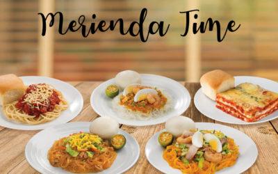 Merienda Treats from Goldilocks