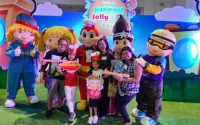 We had fun at Jollibee's National Jolly Kids Day!