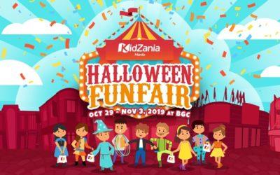 "A ""Grand Halloween FunFair"" at Kidzania Manila"