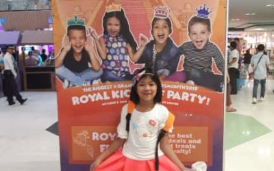 We celebrate Kids' Day at SM Supermall
