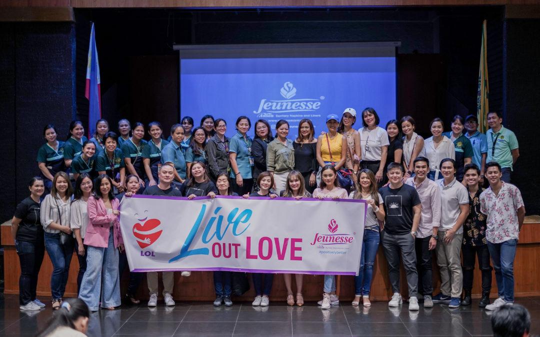 Jeunesse Anion shares its advocacy for holistic wellness