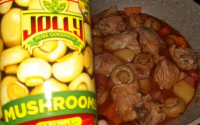 "Mush-delicious ""ulam"" meals from Jolly Mushroom"