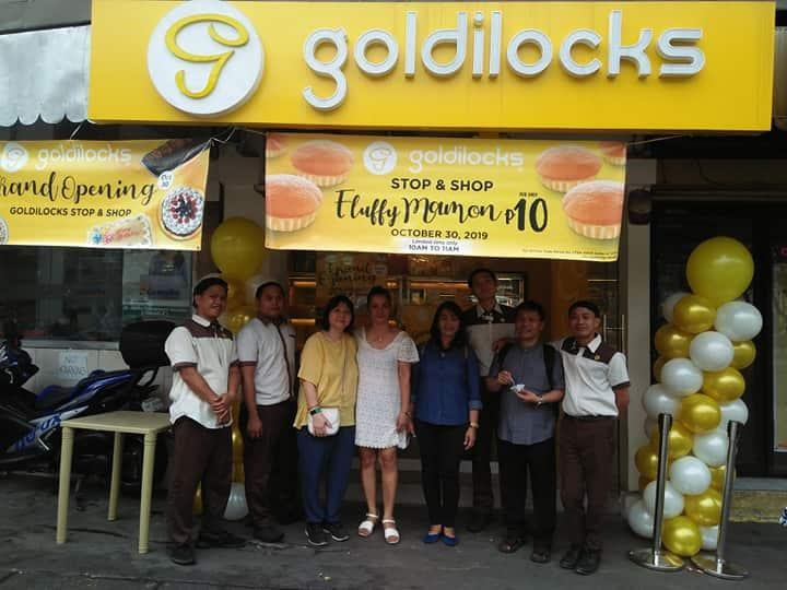 Goldilocks Re-Opens Sta. Mesa Store