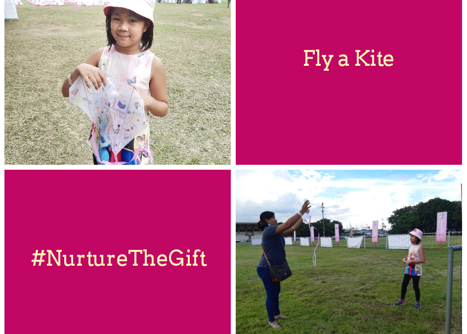 Promil Four and PCGE's Kite Flying Event