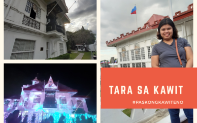 Kwentong Kawiteno – A Christmas celebration through Historical Tour in Kawit