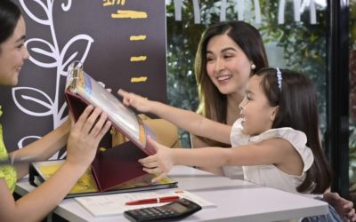 Marian Rivera-Dantes and daughter Zia choose a hassle-free celebration with McDo Party