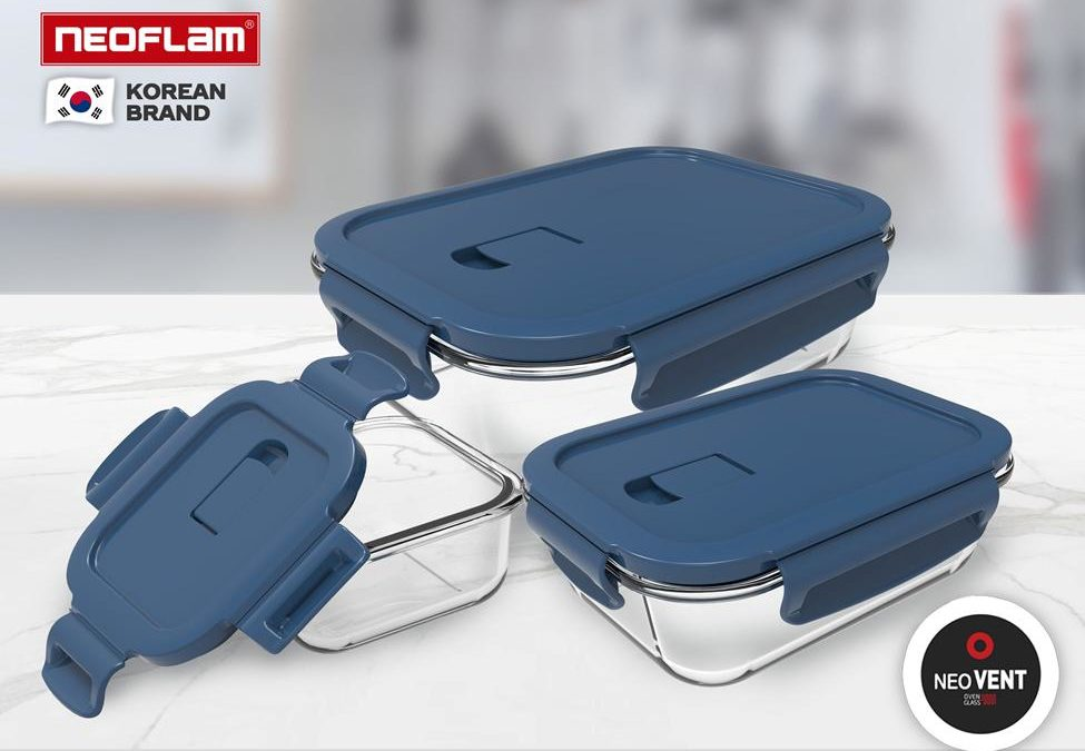 Alfamart offers Neovent Glass Containers for special promo price