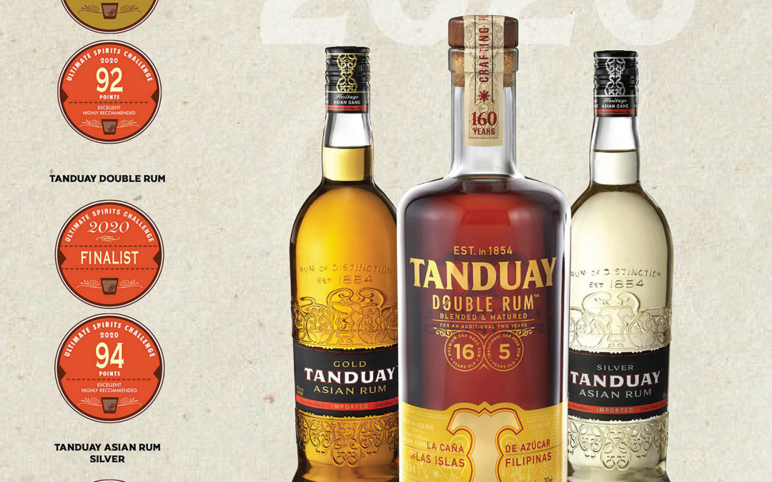 Tanduay Rums Bag Ultimate Spirits Challenge Award in US How Tanduay's Award-Winning Rhums are Made