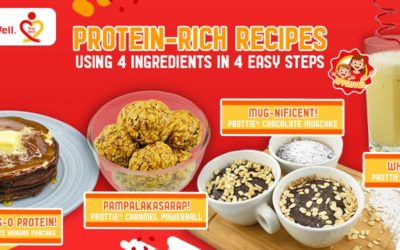 Kid-friendly Recipes, Rich in Protein and Calcium  for National Nutrition Month