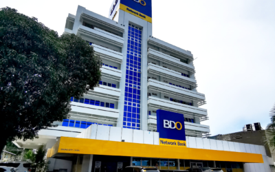 BDO Network Bank ATMs now accept VISA and KFTC Int'l cards
