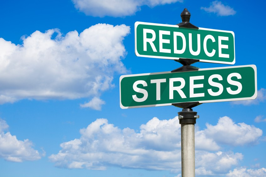 5 Healthy Ways to Manage Stress