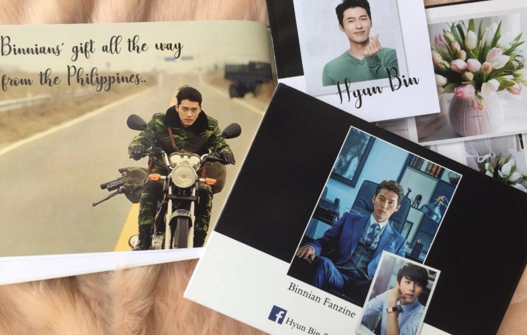 Hyun Bin Philippine Fan's Virtual Birthday Celebration levels up Fangirling experience