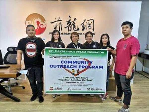 021 Maker Space's First Community Outreach Program