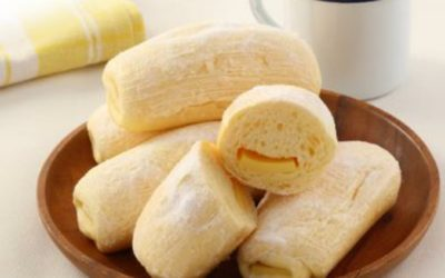 Cheese Roll – new cheesy treat from Goldilocks!