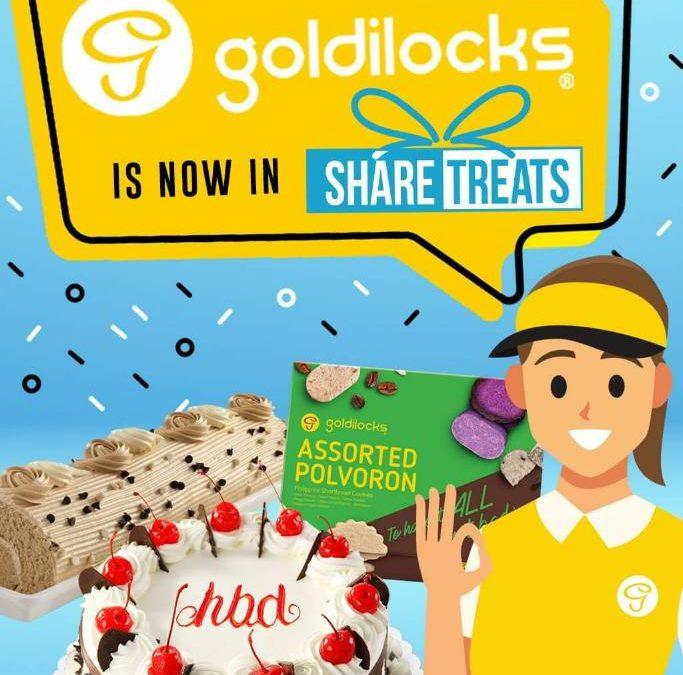 Share a Treat With Goldilocks!