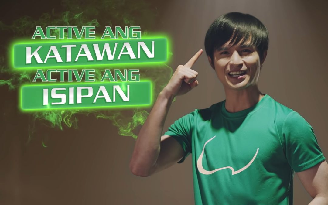 Pag Active Ang Katawan, Active Ang Isipan – The Power of DepEd and MILO Champion Habit P.E. at Home