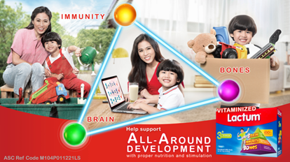 Achieving all-around development during your child's preschool years