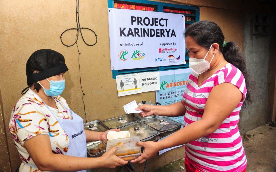 Project Karinderya Sparks New Hope for Karinderya Owners