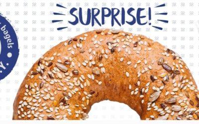 Jimini Foods Group elevates your Bagel Sandwhich with Bogel N.Y.
