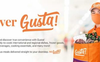 GUSTA! FOODS PH: Your Online Kitchen Pantry for Your Family's Best Meals