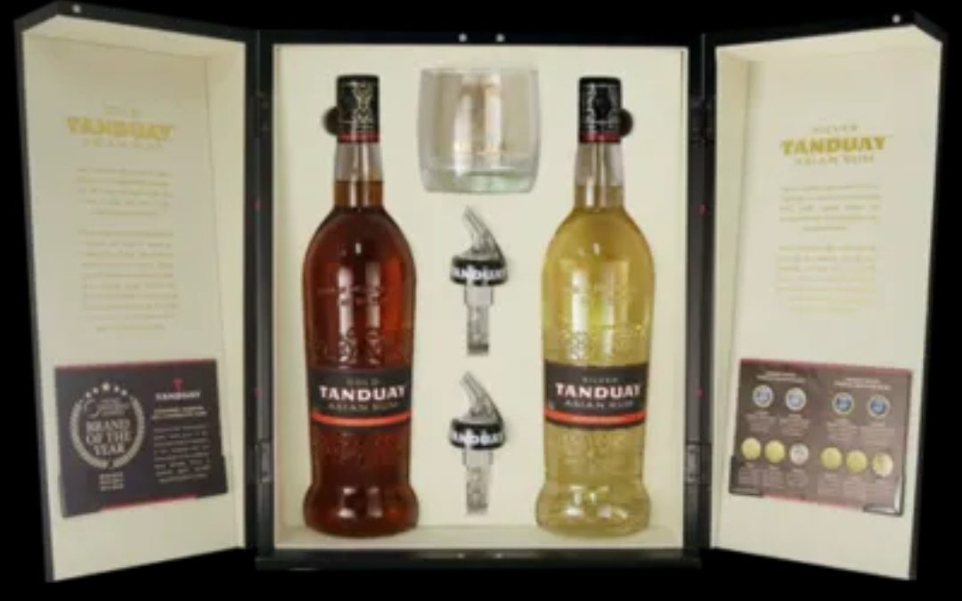 Stock Up on Your Favorite Tanduay Products in Time for the Holidays