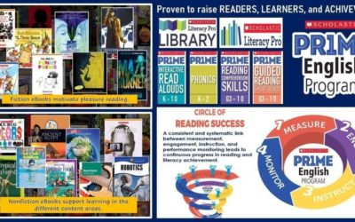 Scholastic & Its Reading Partners Steadfastly Champion Reading Amidst the Pandemic