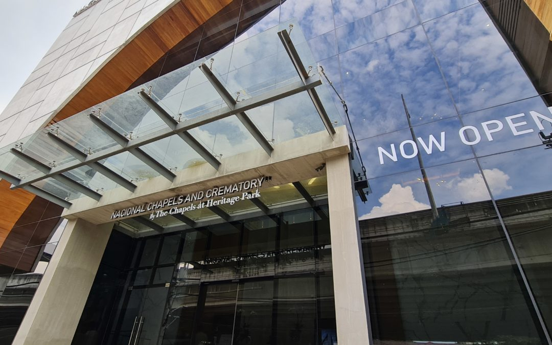 Nacional opens new 5-storey State-of-the-Art Center, redefines Memorial Services for Filipino Families