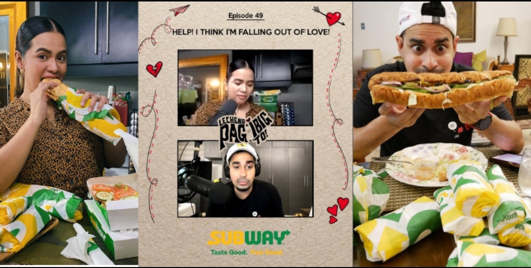 Spice Up Your Relationships during the Pandemic with Subway's Spicy Buffalo Chicken